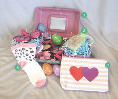 Unique Easter Basket Ideas Your Kids Will Love Easter Baskets, Gift Baskets, Easter Bunny, Easter Eggs, Bubble Bath Bomb, Beauty Kit, Happy Spring, Basket Ideas, New Tricks