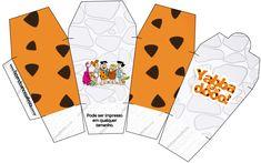 Caixa China in Box Os Flintstones: