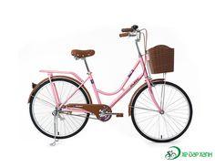 Xe đạp Fury BH602 2016