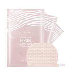 It's skin It Style Salon Care Hair Mask Pack    Features  All in one hair mask…