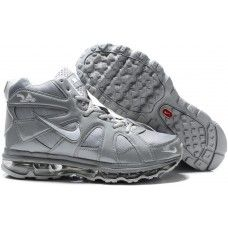 uk availability bec01 1f658 Nike air max griffeys fury 2012 gray white shoes