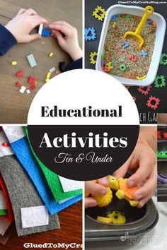 10 Educational Activ