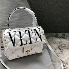 abd19ee937 Valentino Candystud Top Handle Bag 💕🌹🎀 #bags #bag #style #purses  #fashion #fashionista #shopping #accessories #newcollection #fashionbag  #bagslovers ...