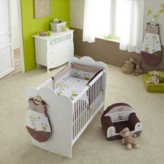10 images formidables de chambre bébé marron beige | Baby bedroom ...