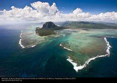 Mauritius - by Yann Arthus-Bertrand.  Stone & Living - Immobilier de prestige - Résidentiel & Investissement // Stone & Living - Prestige estate agency - Residential & Investment www.stoneandliving.com