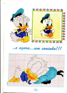 1000 images about schemi punto croce disney on pinterest
