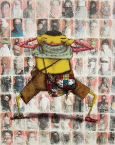 Os Gemeos @ ICA Boston