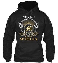 MOGLIA - Never Underestimate #Moglia