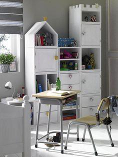 Möbel aus Naturholz selbst verschönern
