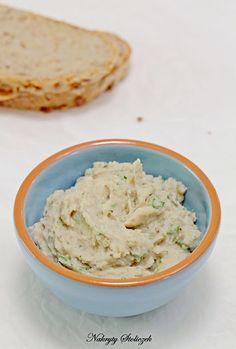 Prowansalska pasta z białej fasoli