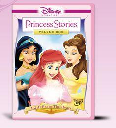 Sweet stories for kids from the Disney Princess Stories Disney Princess Movies List, Disney Princess Enchanted Tales, Disney Movie Club, Disney Movies, Disney Princesses, Disney Stuff, Princess Photo, Barbie Princess, Disney Merchandise
