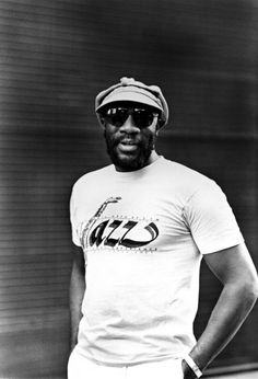 Funk Brother Isaac Hayes.