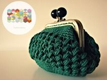 Monedero de crochet
