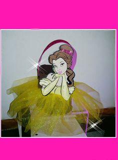 dulcero princesa bella