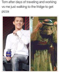 Tom holland meme