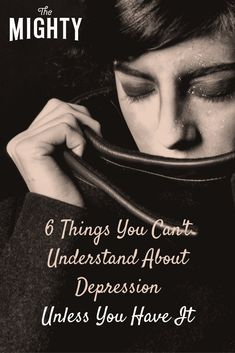 A woman living with depression reveals what to know about depression if you struggle to understand it. What Causes Depression, Living With Depression, Depression Recovery, Mentally Exhausted, Physically And Mentally, Negative Thinking, Negative Thoughts, Mental Health Conditions, Neurotransmitters