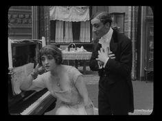 Lyda Borelli in Ma l'amor mio non muore (Mario Caserini, 1913)