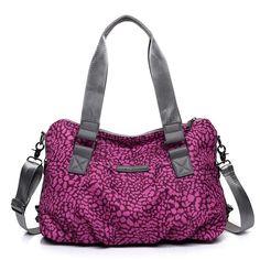 Sale 28% (32.06$) - Women Nylon Durable Vintage Waterproof Handbag Shoulder Bags Crossbody Bag