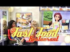 by request: You asked for it ... You got it!! Check out our Fabsome Doll Fast Food Restaurant!! ...  Support My Froggy Stuff on Patreon: https://www.patreon...