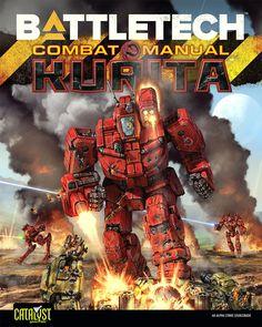 BattleTech: Combat Manual: Kurita - Catalyst Game Labs | Battletech | DriveThruRPG.com