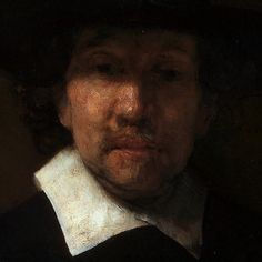 Rembrandt (NL Portrait of Jeremias de Decker (detail. the year this Dutch poet died) Rembrandt Self Portrait, Rembrandt Art, Oil Portrait, Pencil Portrait, Hieronymus Bosch, Dutch Painters, Wassily Kandinsky, Edouard Vuillard, Malcolm Liepke