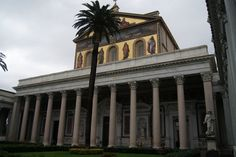 St. Paul Basilica, Rom