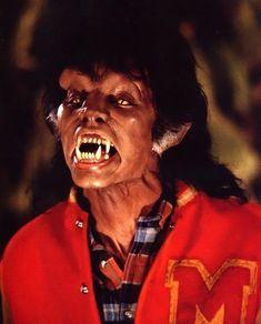 Michael Jackson Thriller werewolf - werewolves Photo