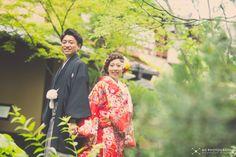 【京都】前撮りと結婚式の写真撮影 ご家族との出会い   結婚式の写真撮影 ウェディングカメラマン寺川昌宏(ブライダルフォト)