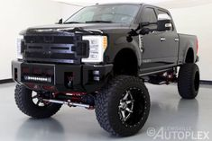 2017 Ford Platinum Diesel Lifted Truck For Sale in Texas Monster Trucks For Sale, Lifted Trucks For Sale, Lifted Chevy Trucks, Gmc Trucks, Cool Trucks, Pickup Trucks, Tundra Truck, Lifted Tundra, Trucks And Girls