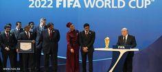 """""""الفيفا"""" يغيّر موعد مونديال قطر وبلاتر يعلن ترشحه"""