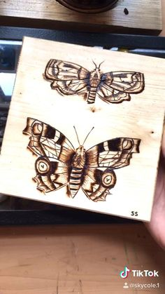 Wood Burning Tips, Wood Burning Techniques, Wood Burning Crafts, Wood Burning Patterns, Wood Crafts, Pyrography Designs, Pyrography Patterns, Wood Burn Designs, Small Wood Projects