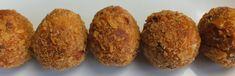 Perkedel tahoe met kip - tahoeballetjes - Kokkie Slomo - Indische recepten