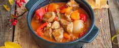 SCHAB FASZEROWANY PAPRYKĄ I PIECZARKAMI - Każdy ma jakiegoś bzika - Pieguskowa kuchnia Sliders, Carne, Shrimp, Spaghetti, Food And Drink, Chicken, Cooking, Recipes, Per Diem