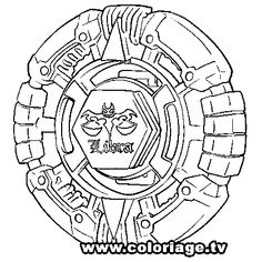 beyblade pegasus coloring pages | Beyblade anime coloring pages for kids, printable free ...