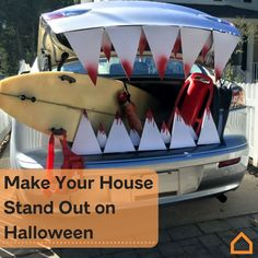 Instead of decorating your home with the typical tangle of spider webs and skeletons, try these tips for the ultimate Halloween home revamp!