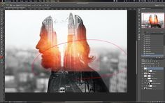 Learn how to create an awesome multiple exposure image with this simple step-by-step Photoshop tutorial.