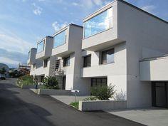 Reiheneinfamilienhäuser blue notes, Richterswil   p-4 AG