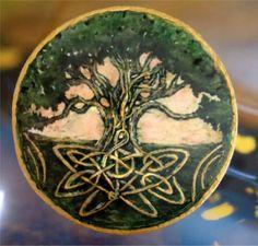 Cajita Árbol de la vida