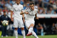 Don't look: Gareth Bale could be back tonight