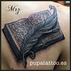 """https://flic.kr/p/tv2RPF   Tatuaje Libro Pupa Tattoo Granada   Pupa Tattoo Art Gallery C/Molinos, 15 18009 Granada Spain Telf.: 958 22 12 80  <a href=""""https://instagram.com/pupa_tattoo"""" rel=""""nofollow"""">instagram.com/pupa_tattoo</a> <a href=""""https://twitter.com/PupaTattoo"""" rel=""""nofollow"""">twitter.com/PupaTattoo</a> <a href=""""http://www.pupatattoo.es"""" rel=""""nofollow"""">www.pupatattoo.es</a>"""