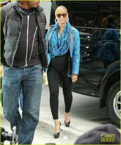 Beyonce; why did so many people think she was going to look a mess pregnant? She kept it Gorge!