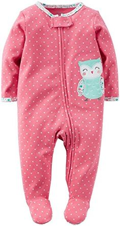 257c5f40b7f1 Carters Baby Girls Interlock Pink 6 Months    For more information