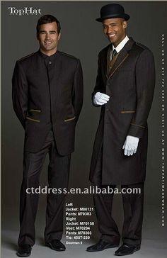 New style Wool doorman valet Custom Made by CTD