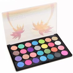 Sneak Peek: BH Cosmetics Club Tropicana Foil Eyes Palette Photos & Swatches