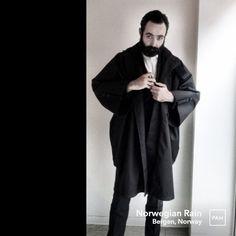 #TheRaincho #unisex #cape #poncho #raincoat  #hybridshopping #bergen