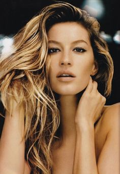 The Beautiful Gisele Bundchen.