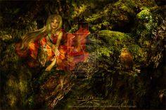 chill out area by Sabina-Elisabeth on DeviantArt Digital Art, Fantasy, Pics, Blurry, Painting, Deviantart, Art, Owl Painting