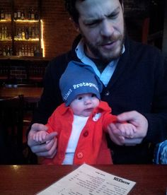 Hilariously astute observations from a baby's point of view.