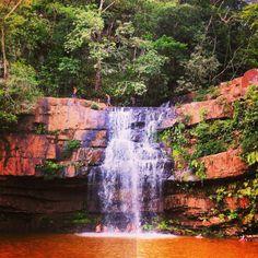 Cachoeira da Usina.