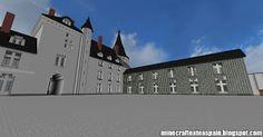 ¡MINECRAFTEATE!: castillos loire